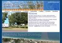 Arno Bay Caravan Park on the Eyre Peninsula of South Australia