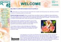 Corporate Roses Pty Ltd in Myponga near Adelaide, South Australia specialises in large roses